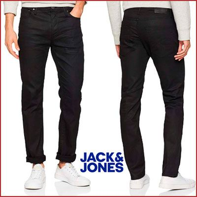 Oferta vaqueros JACK & JONES Tim Original Jos, chollos ropa de marca barata amazon