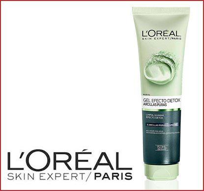 Oferta Detox L'Oréal Skin Expert arcillas puras