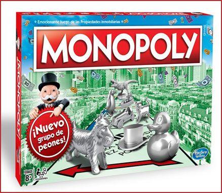 Oferta Monopoly Madrid barato