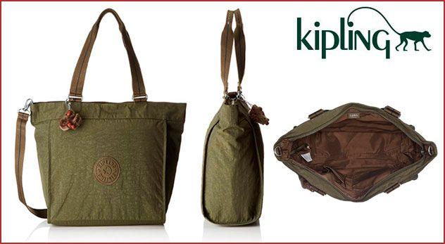 Oferta bolso Kipling New Shopper L