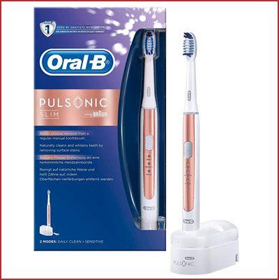 Oferta cepillo Oral-B Pulsonic Slim barato