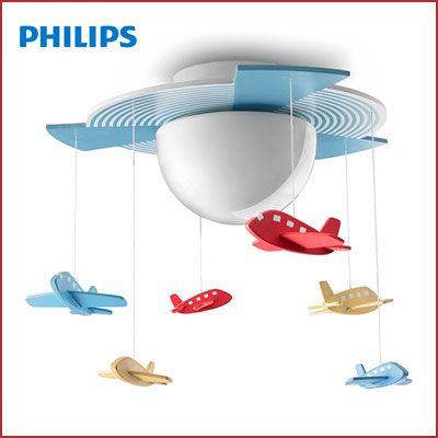 Oferta plafón Philips myKidsRoom Avigo