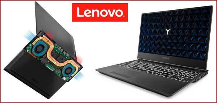 Oferta portátil Lenovo Legion Y530 para gaming