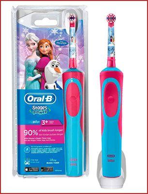 Oferta cepillo Oral-B Stages Power Kids