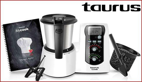 Oferta robot de cocina Taurus Mycook Easy