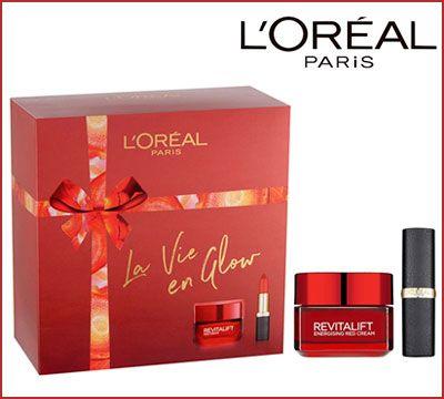Oferta set L'Oreal Paris La Vie En Glow barato