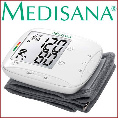 Oferta tensiómetro de muñeca Medisana BW 333