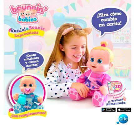 Oferta Bouncing Babies My Real Buddy barato