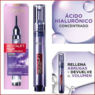 Oferta L'Oreal Paris Serum Voluminizador Revitalift Filler barato