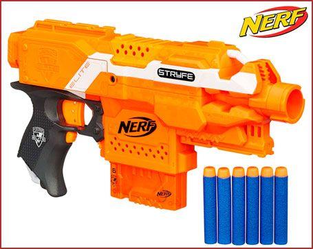 Oferta lanzador Nerf Elite Stryfe