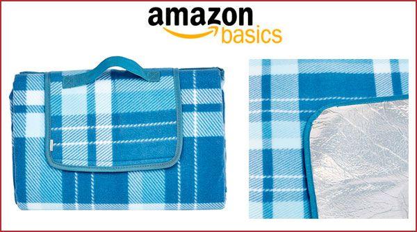 manta para picnic Amazon Basics
