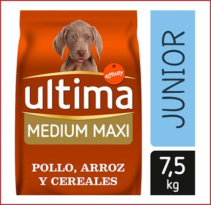 Oferta pienso Affinity Ultima Junior
