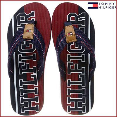 Oferta sandalias Tommy Hilfiger Hilfiger Stripe Beach Sandal baratas, calzado de marca barato amazon