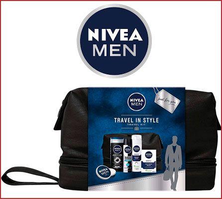 Oferta set de viaje Nivea Men barato