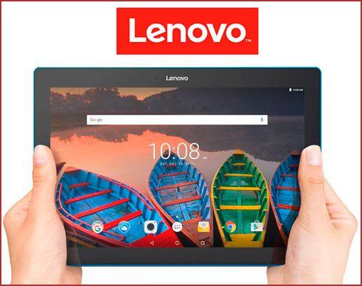 Oferta tablet Lenovo TAB10 barata