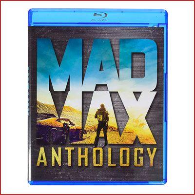 Oferta antología de Mad Max Blu-ray barata