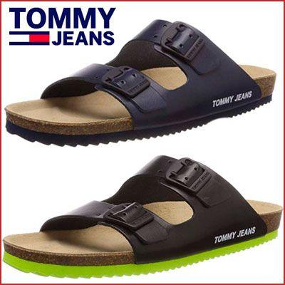 Oferta sandalias Tommy Jeans Buckle baratas, chollos calzado de marca barato amazon