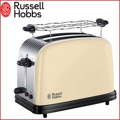 Oferta tostadora Russell Hobbs Colours Plus barata