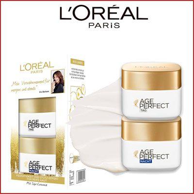 Oferta L'Oréal Paris Age Perfect Día y Noche