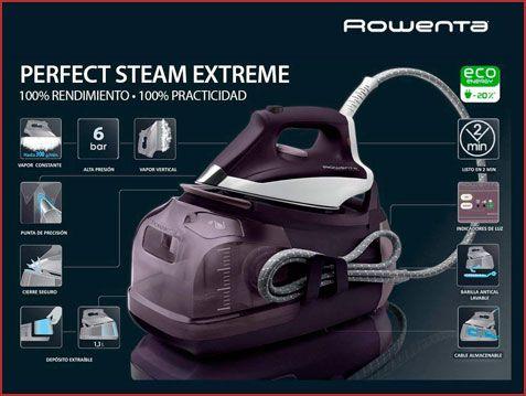 Oferta centro de planchado Rowenta Perfect Steam