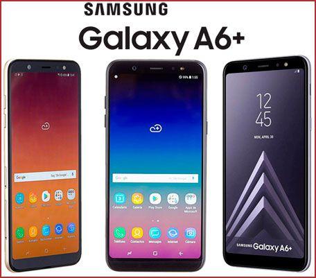 Oferta Samsung Galaxy A6 Plus