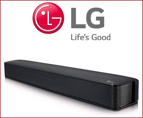 Oferta barra de sonido compacta LG SK1 barata