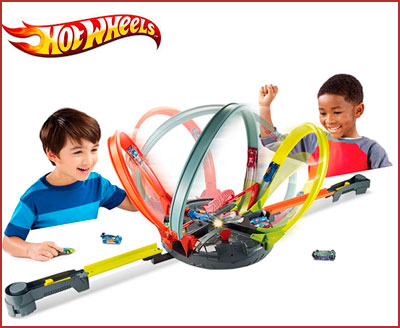 Oferta Hot Wheels Pista Megalooping Infernal