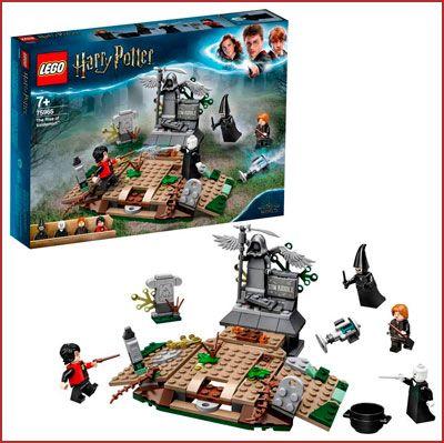 Oferta Lego Harry Potter Alzamiento de Voldemort barato
