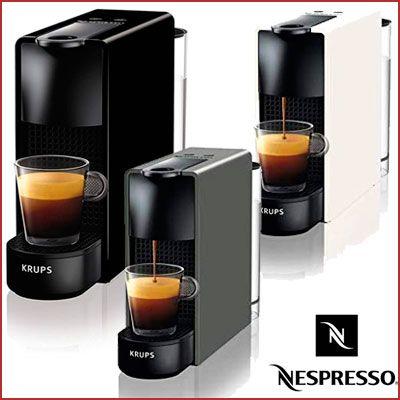 Oferta cafetera Nespresso Krups Essenza Mini