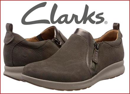 Oferta zapatos Clarks Un Adorn Zip baratos