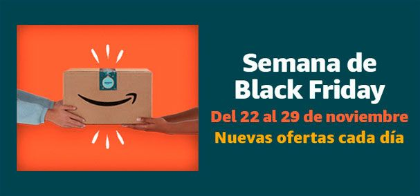 ofertas del Black Friday de Amazon España