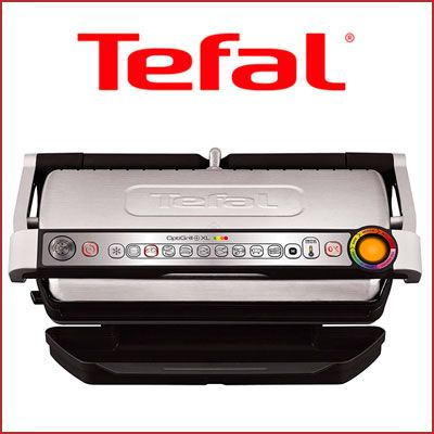 Oferta Tefal Optigrill GC722D