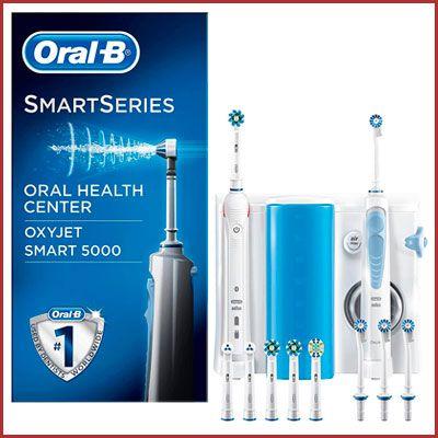 Oferta Oral-B PRO 5000 con Oxyjet