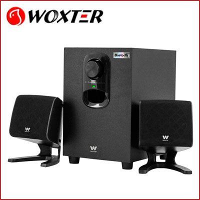 Oferta altavoces de sobremesa Woxter Big Bass 110 R baratos