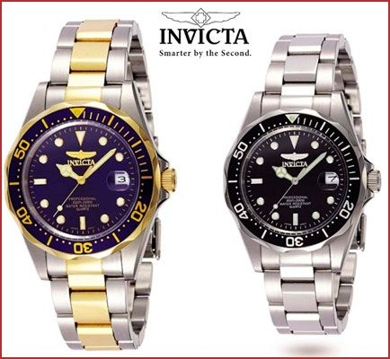 Oferta relojes Invicta Pro Diver baratos