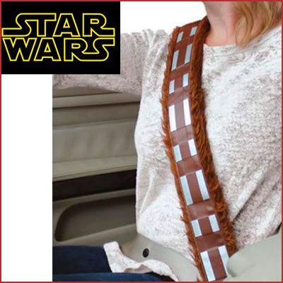 Protector Star Wars Cinturón coche Chewbacca