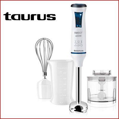 Oferta batidora Taurus Robot 600 Plus barata