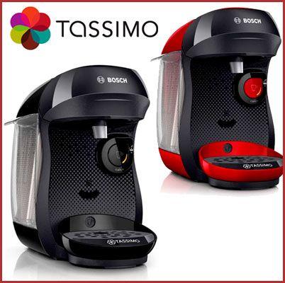 Oferta cafetera Bosch Tassimo Happy