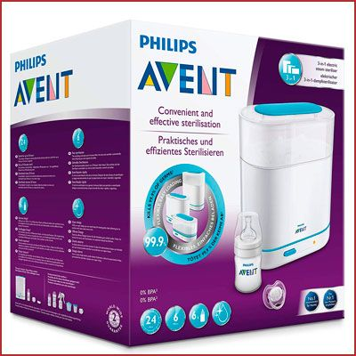 Oferta esterilizador Philips Avent SCF285 barato