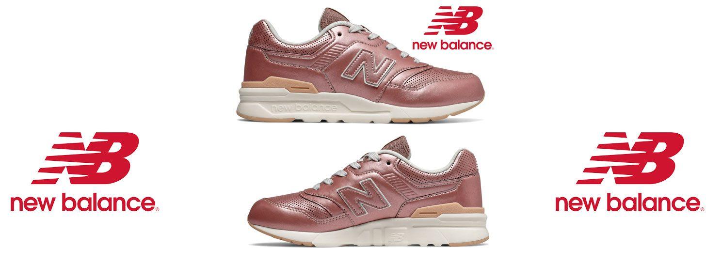 new balance 997h niña