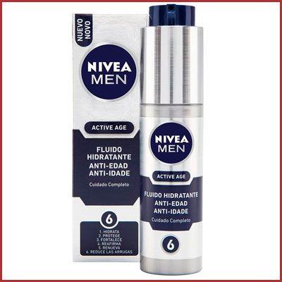 Oferta anti-edad NIVEA MEN Active Age barata