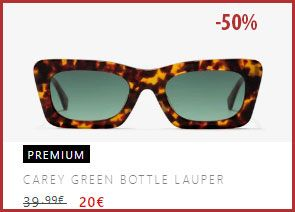 Ofertas en gafas de sol Hawkers en el Internet Day
