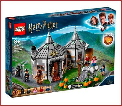 Oferta LEGO Harry Potter Cabaña de Hagrid