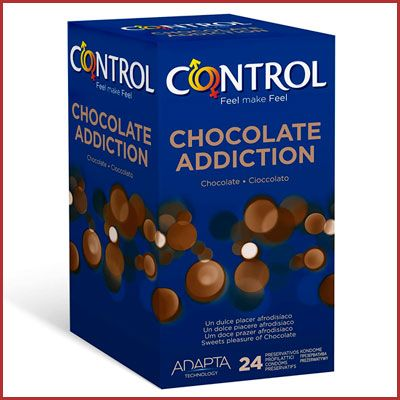 Oferta preservativos Control Chocolate Addiction baratos