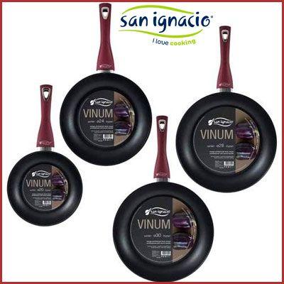 Oferta set de sartenes San Ignacio Vinum baratas