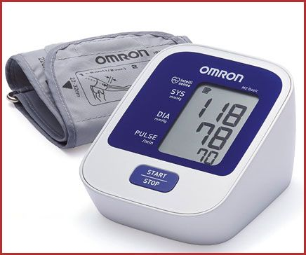 Oferta tensiómetro de brazo OMRON M2 BASIC