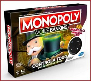 Oferta Monopoly Voice Banking barato amazon