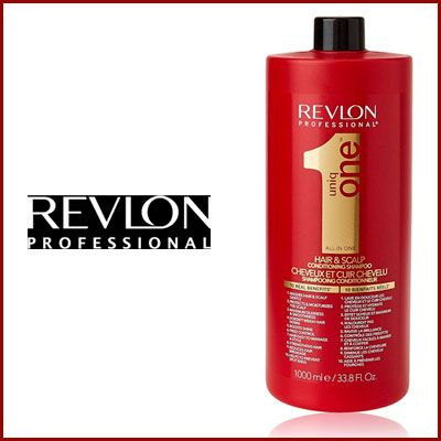 Oferta champú y acondicionador Revlon Professional Uniq One