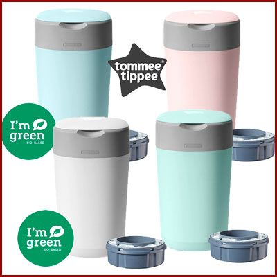Oferta contenedor de pañales Tommee Tippee Twist And Click barato amazon