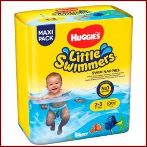 Oferta pañal bañador Huggies Little Swimmers 20 unidades